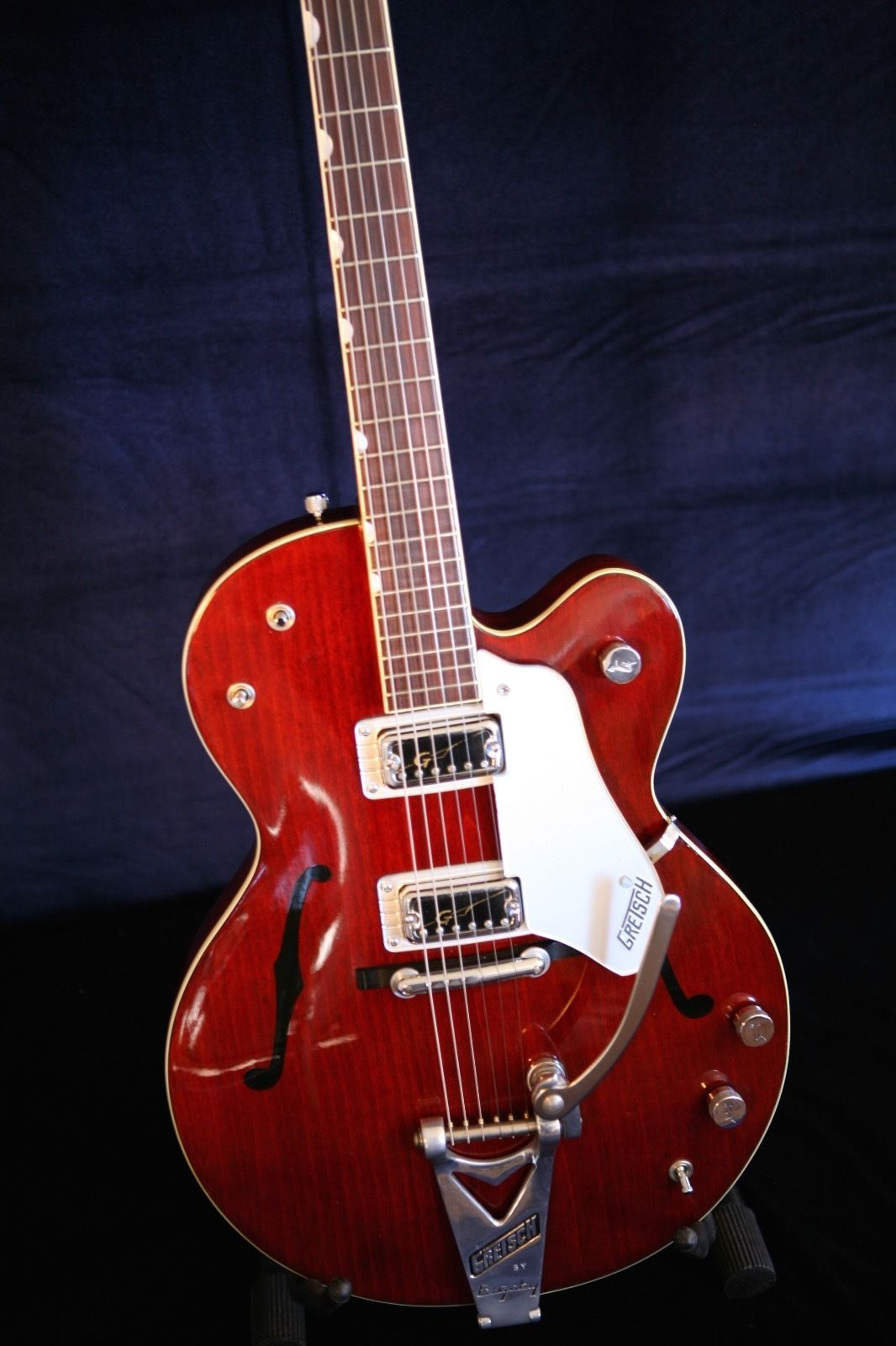 1962 Gretsch Chet Atkins 6119 Tennessean in Musical Instruments & Gear, Vintage Musical Instruments, Vintage Guitars, Electric   eBay