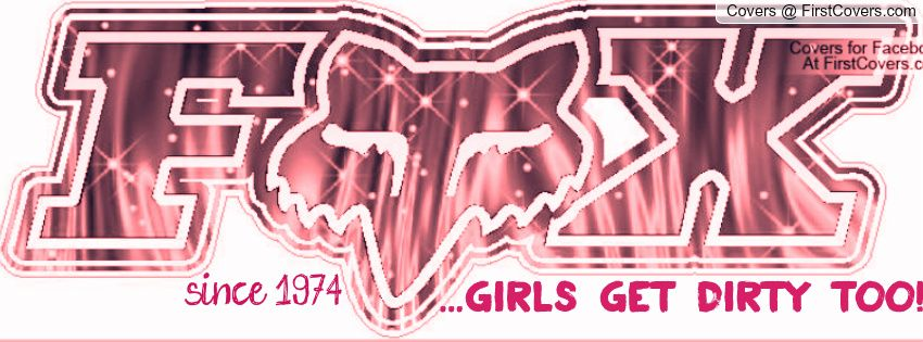 Girly Fox Wallpaper