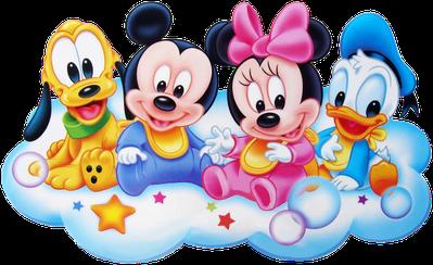 Disney Cartoon Characters Disney Babies Cartoon Clip Art