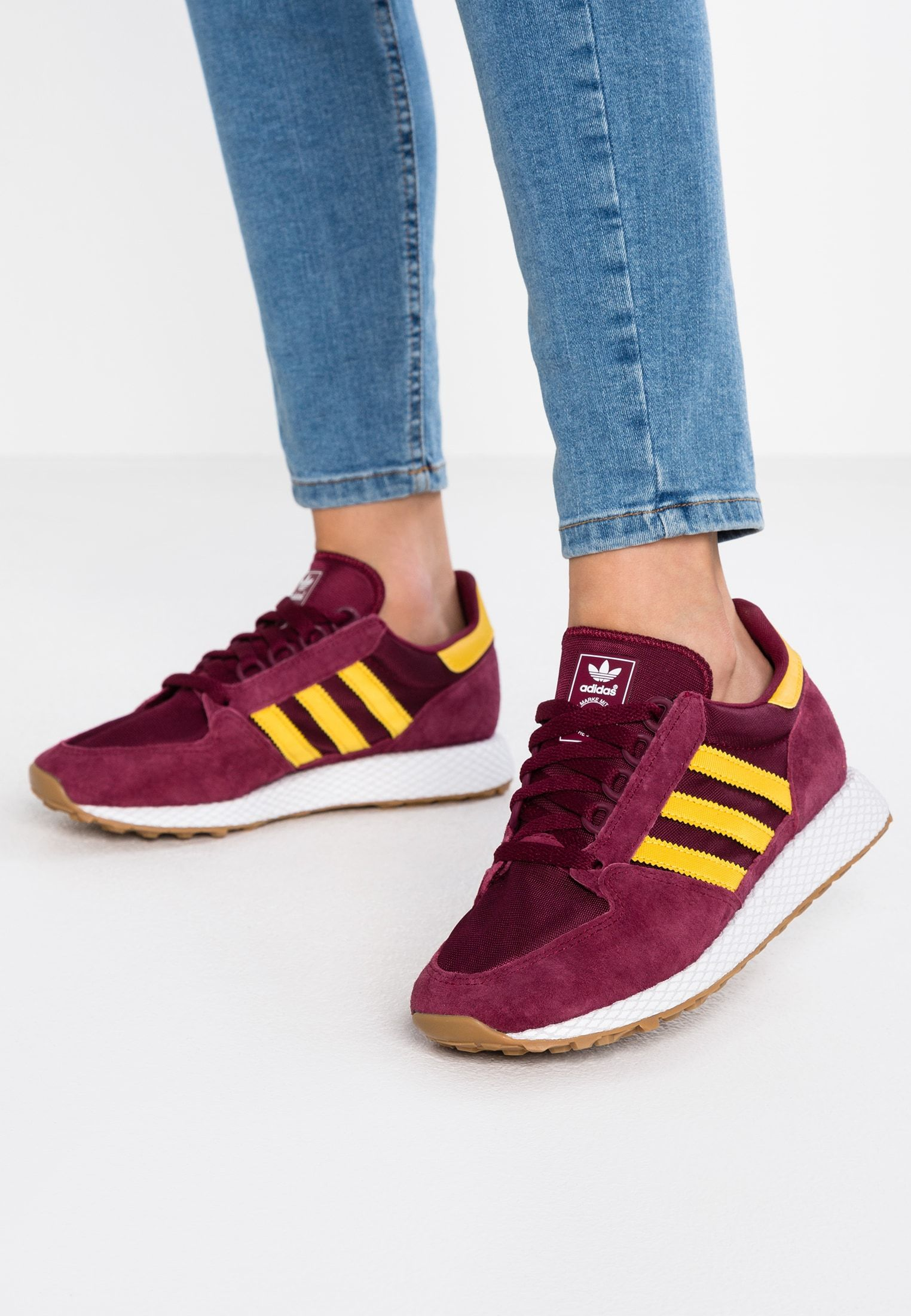 FOREST GROVE EXCLUSIVE Sneakers laag cherry woodray