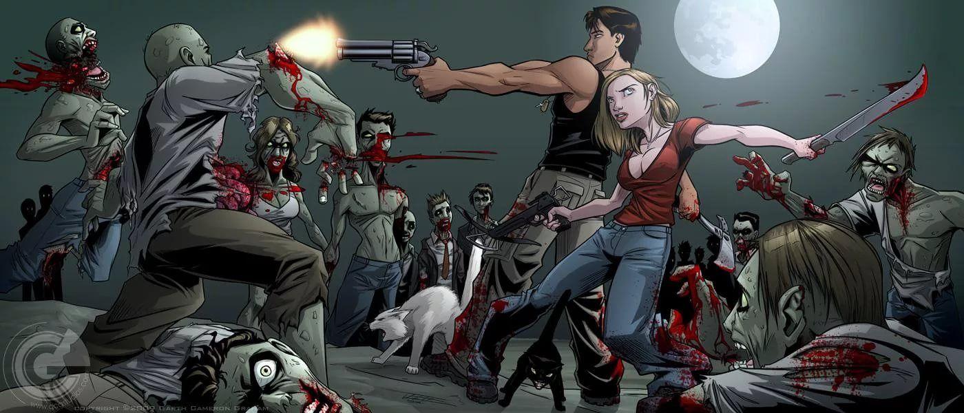смотреть картинки зомби апокалипсис тимати поделилась результатами