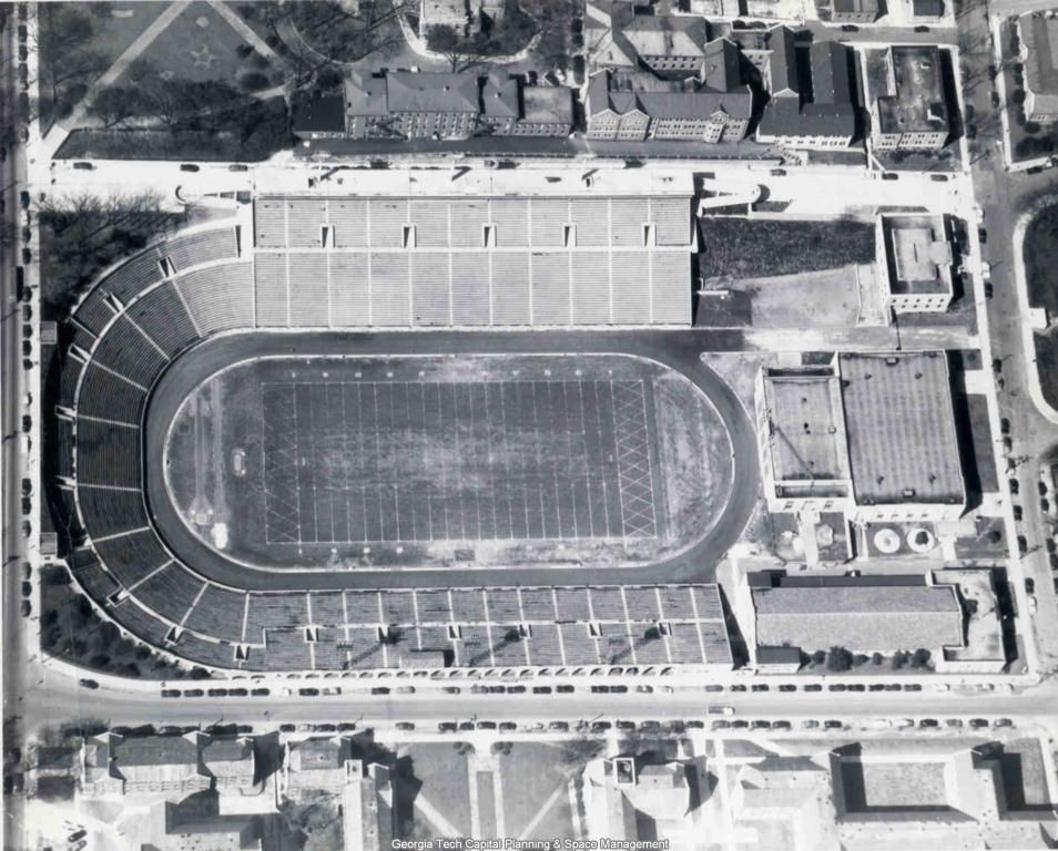 1940s Grant Field, Tech Couldn't find a more