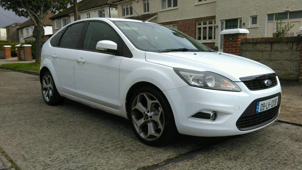 Ford Focus 1 8 Tdci For Sale In Dublin On Donedeal Ford Focus 1
