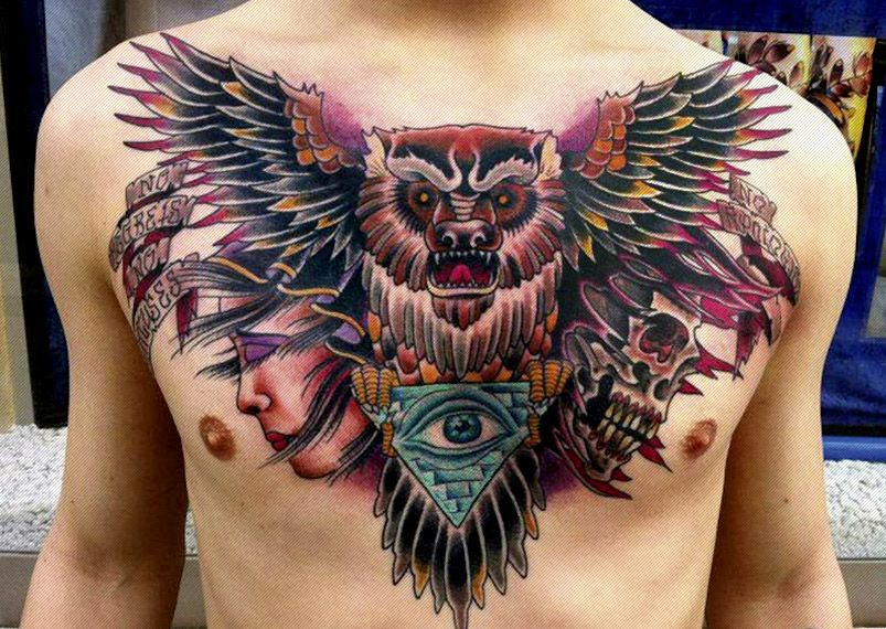 Japanese Owl Tattoo Meaning Tattooartistnewyork Com Owl Tattoo Owl Tattoo Meaning Owl Tattoo Chest