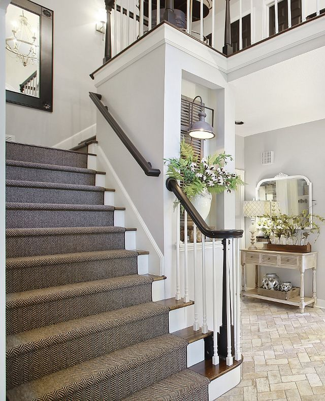 20 Attractive Painted Stairs Ideas: Beautiful Homes Of Instagram