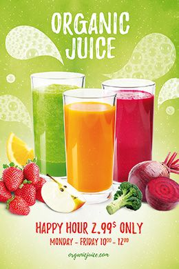 Best Of Flyers Free Flyer Templates Organic Juice Flyer Template