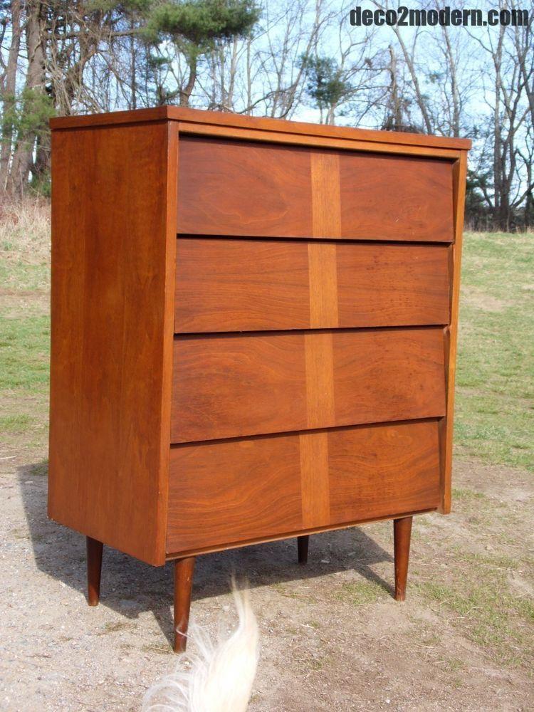 Pin On Mid Century Modern Dressers