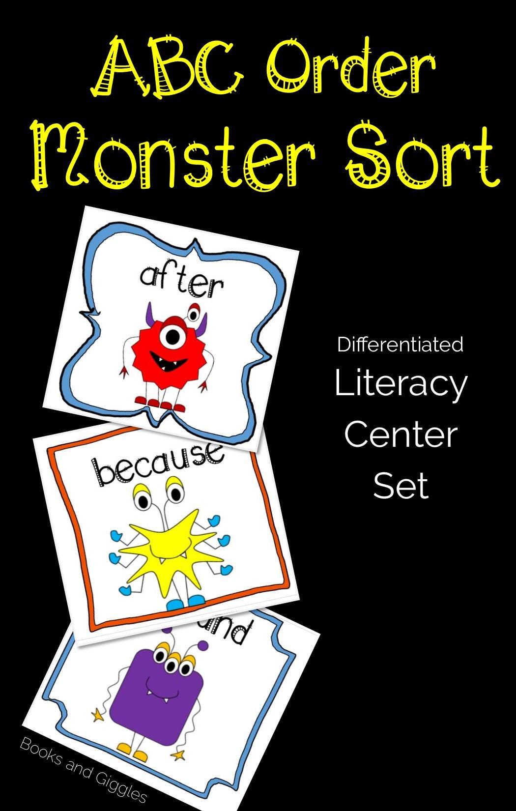 10 Monster Learning Activities For Kids
