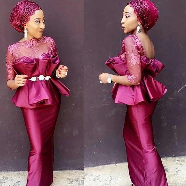 There are a number of ways to make yourself look superb with an Asoebi style, Ev…