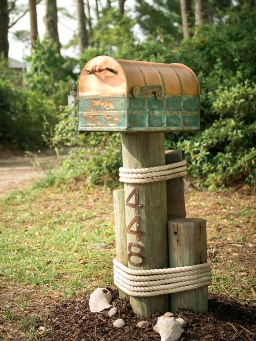 Nautical Piling Decor Ideas For Inside Amp Outdoors