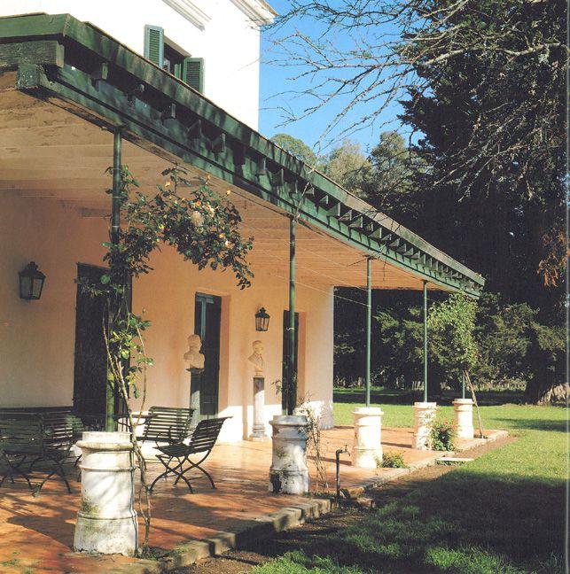 Galeria De Casas Exteriores: Estancias By Maria Sáenz Quesada