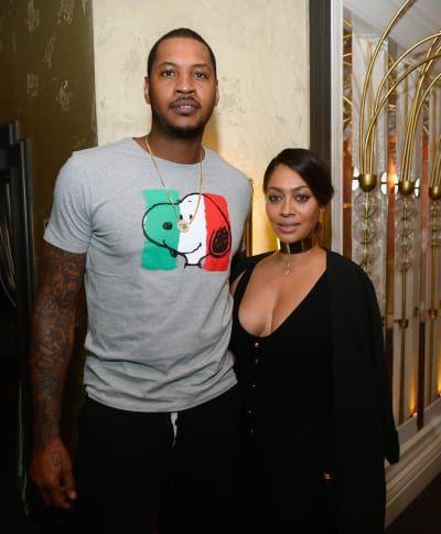 cool Mia Angel Burks: Carmelo Anthony's Pregnant Mistress Revealed!