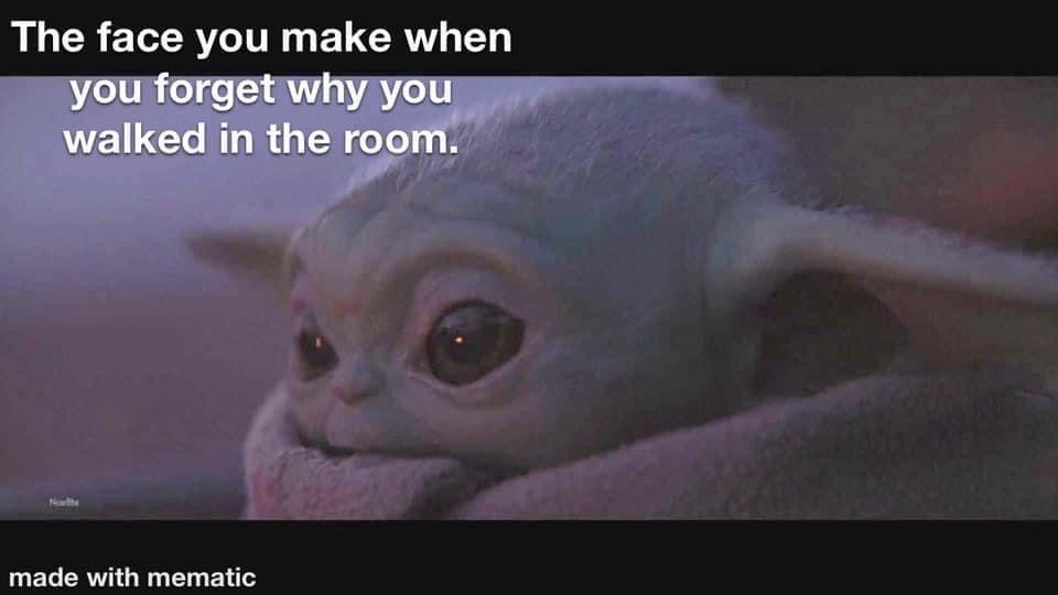 Pin By Dana Coburn On Funnies Memes Yoda Star Wars