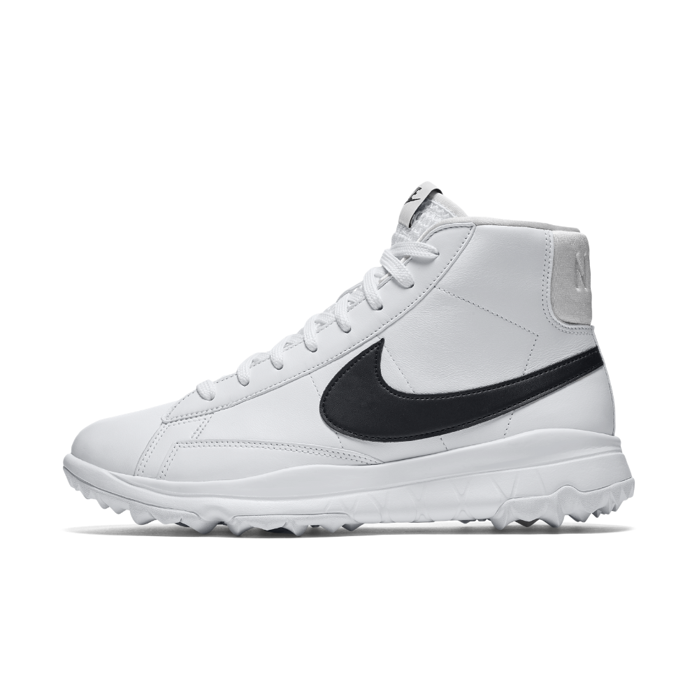 brand new 68d02 039aa Nike Blazer Womens Golf Shoe Size 8.5 (White)