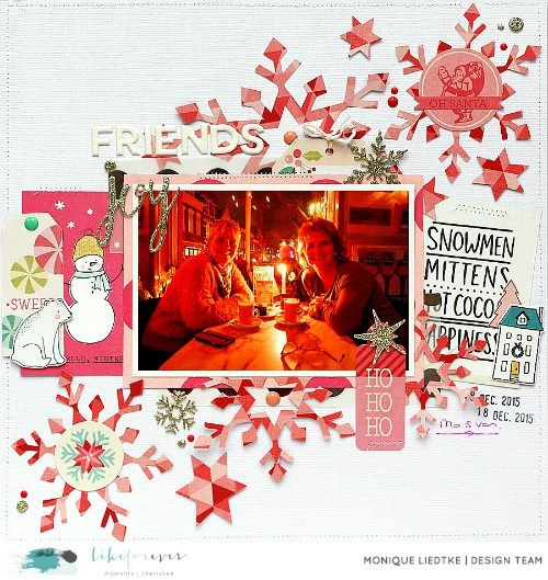 DECEMBER KIT INSPIRATION   COSY TOES   FRIENDS