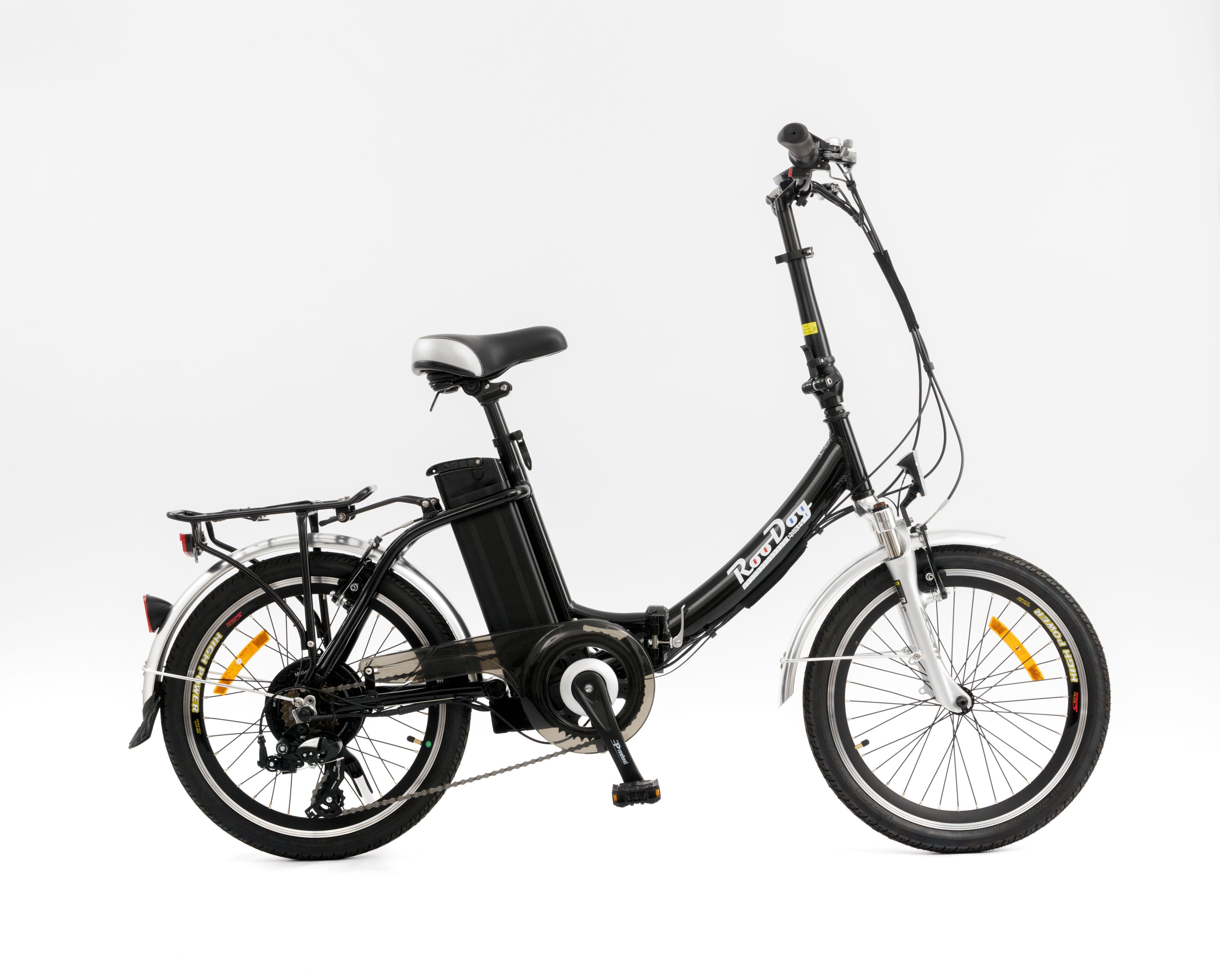 Roodog Avatar Electric Bike Crossbar Emtb Bike Electric Bike