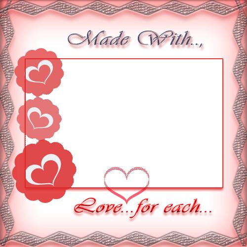 write couple name heart pendant profile image edit online free