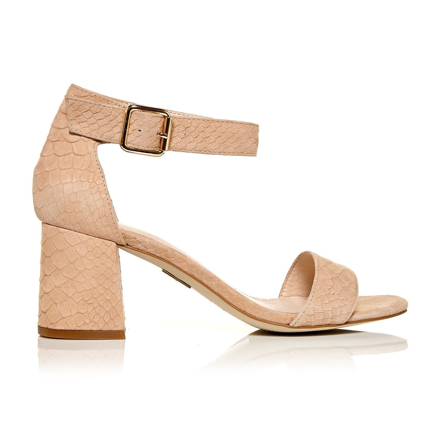 Look Gorgeous In The Summer With Heeled Sandals From Moda Pelle Including Chunky Heels And Stilettos