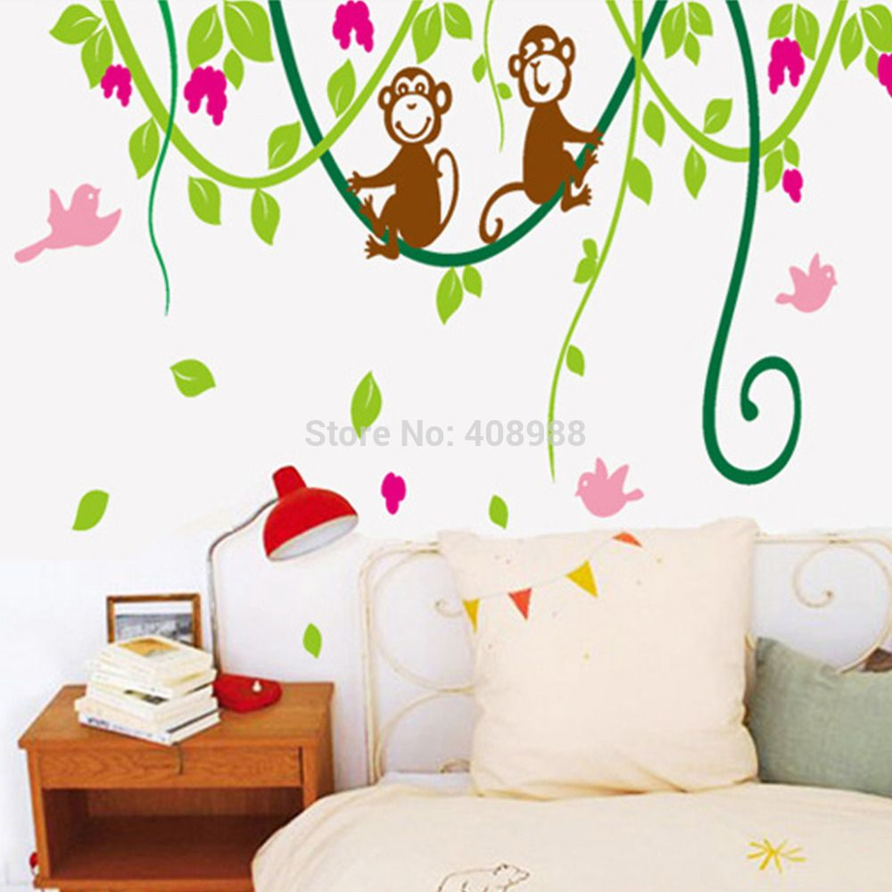 Find More Wall Stickers Information about Removable Children Room ...