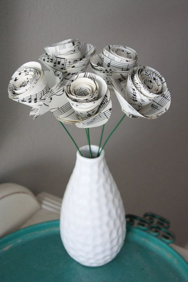 Image Result For Diy Music Theme Table Centerpieces With