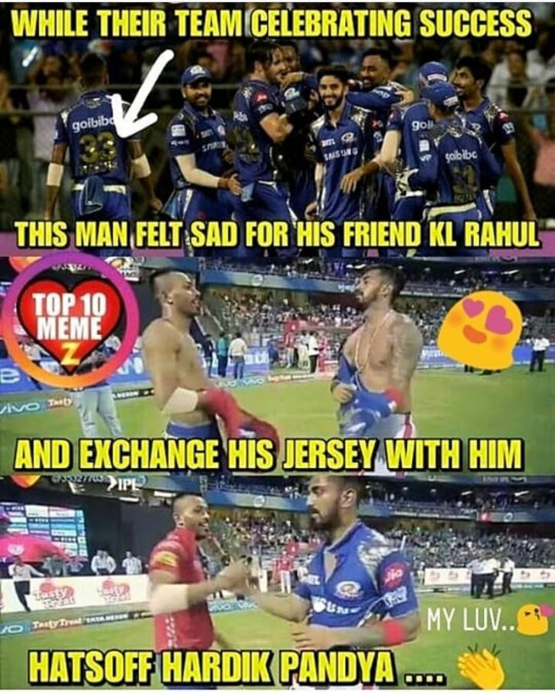 Https Iplnewslatest Blogspot Com 10 5k Likes 51 Comments Ipl Updates Daily Iplupdatesdaily On Inst Sports Memes India Cricket Team Mumbai Indians Ipl