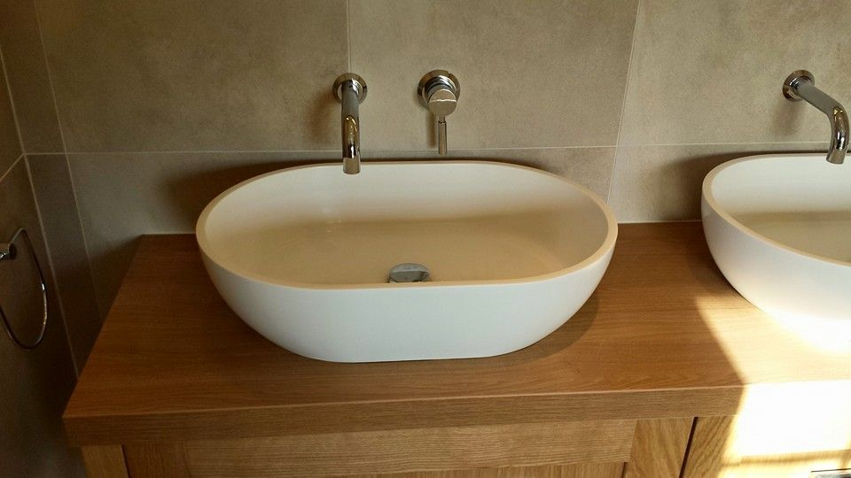 Free standing sink bowl, very traditional feel. #traditional ...