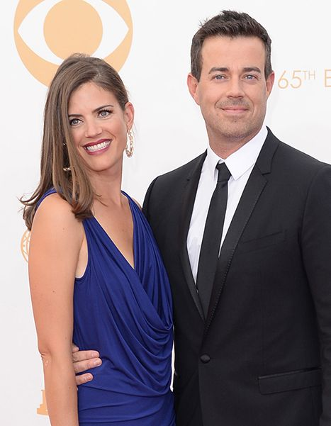 Carson Daly Is Engaged To Girlfriend Siri Pinter See Her Ring
