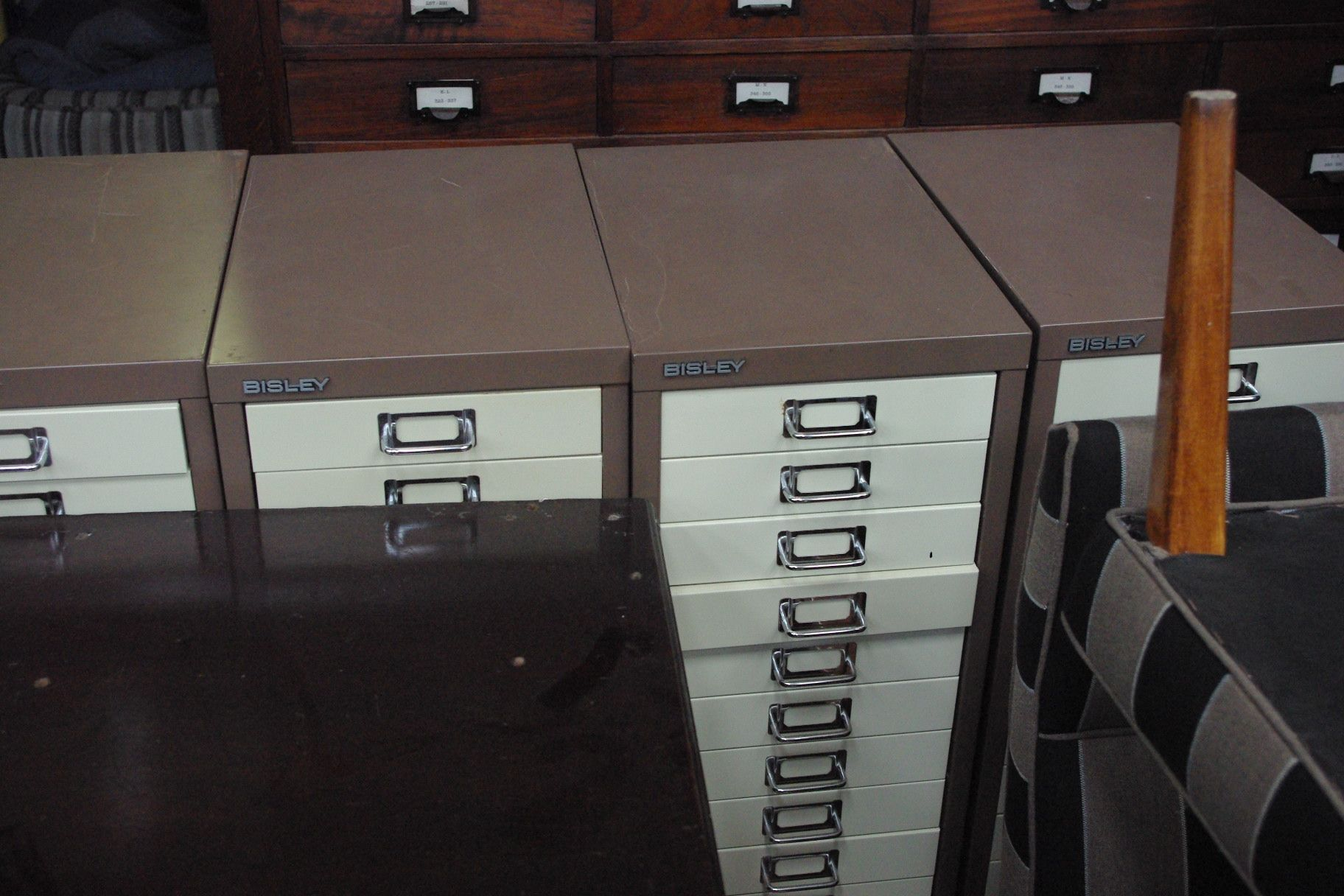 filing cabinets (don't think we'll hire, just took pic!)