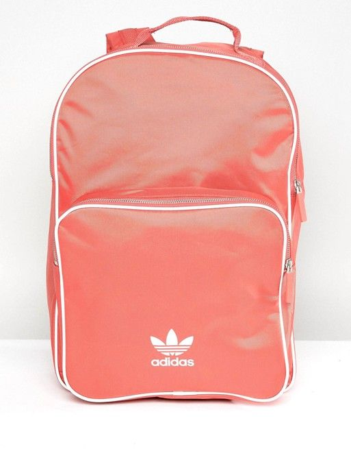 8908eaca2e adidas Originals Backpack In Red