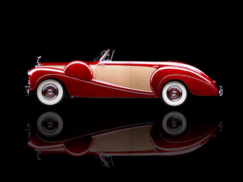 1946 RollsRoyce Silver Wraith Cabriolet Rolls royce