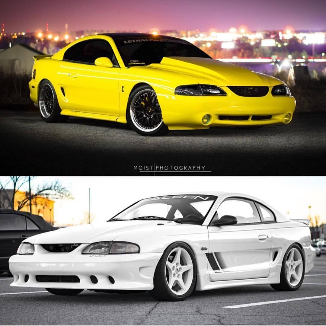 #SN95 #Cobra Or #Saleen? Owners Tagged In The Image