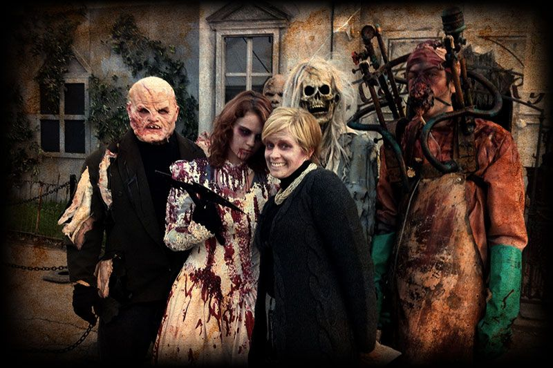 7 Floors Of Hell Haunted Attraction In Cleveland Ohio Is