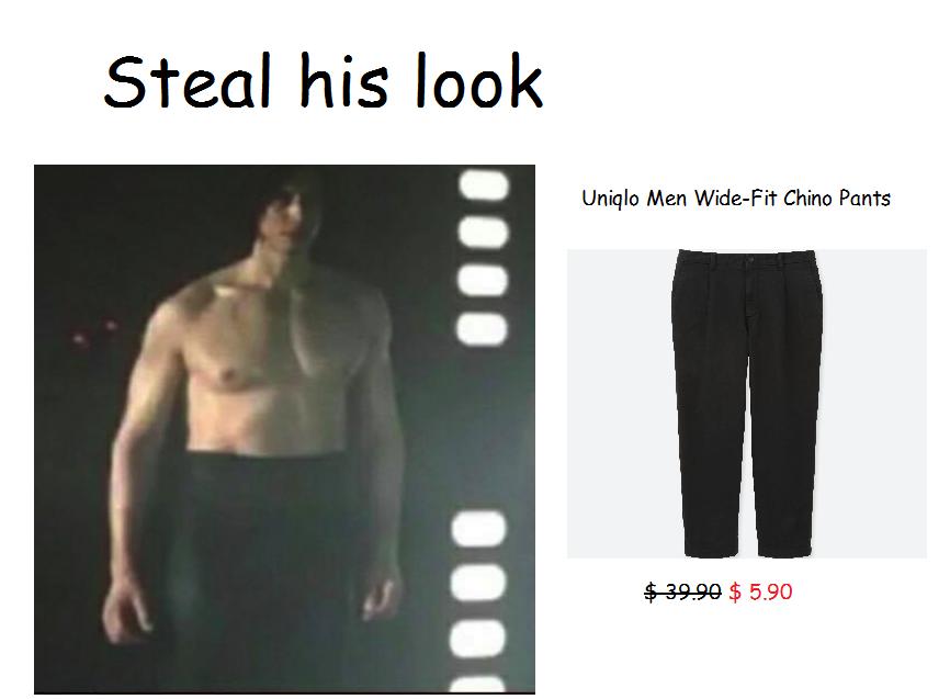 Steal Their Look Meme