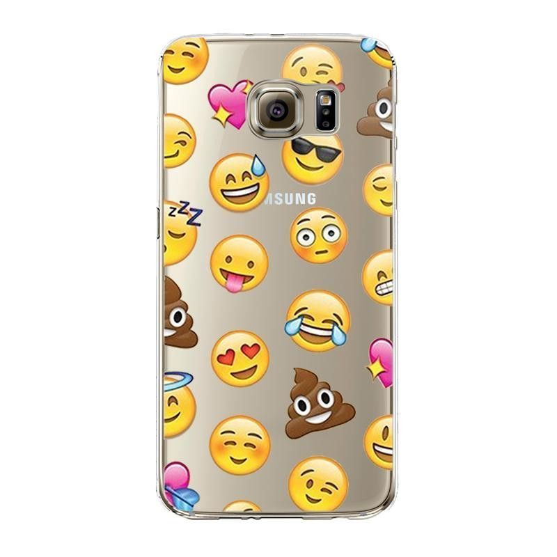 Flamingo Case Cover For Samsung Galaxy S3 S4 S5 S6 S7 Edge J3 J5 A3 A5 2015 2016 2017 Core Grand Prime In 2020 Iphone Transparent Case Iphone 6s Case Clear Phone Cases