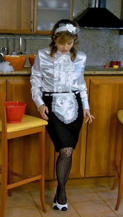 Pin Von F H Auf Zofe  Sissy Maid, Maid Outfit Und -8786