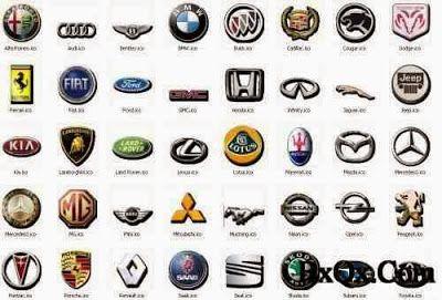 Pin Na Doske My Cars Logos
