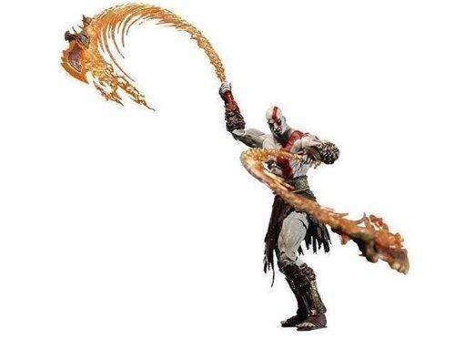 God Of War 2 Kratos 7 Action Figure Ares Armor God Of War