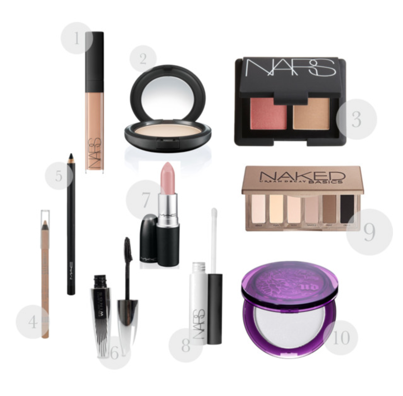 10 essential beauty products