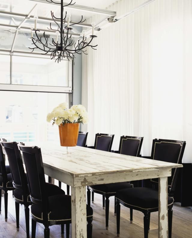 Guide To Mixing Different Dining Tables And Chairs