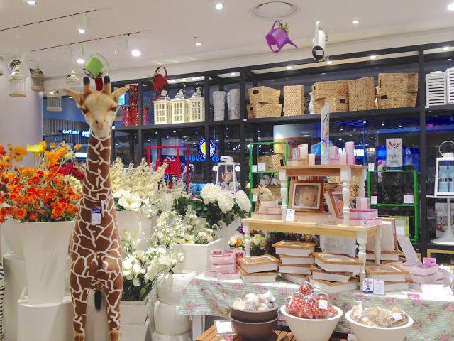 Good House Decor Shopping Part - 7: The Lovely Nest: Franc Franc, Home Decor Shop In Seoul