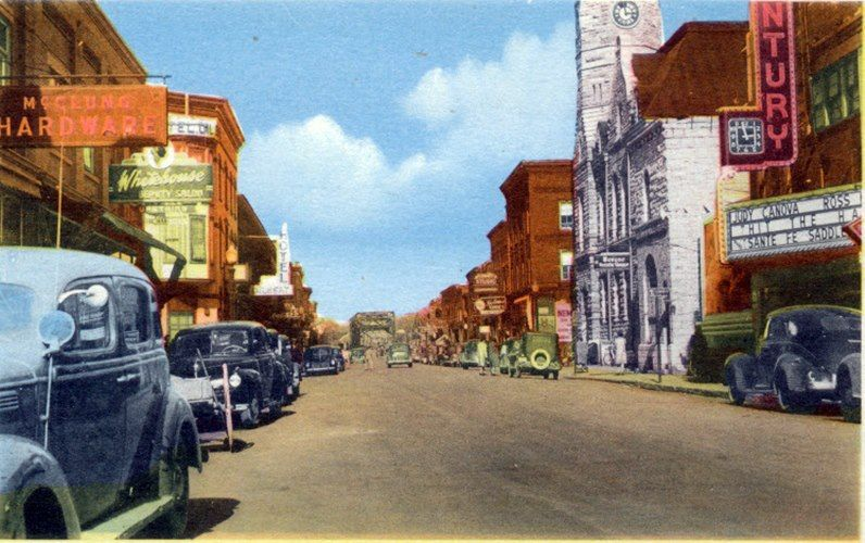 Dundas St West in Trenton, ON