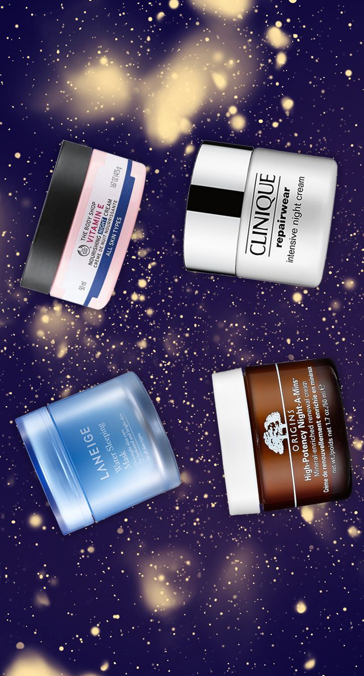 The Best Overnight Creams for Tired Skin  The Best Skincare