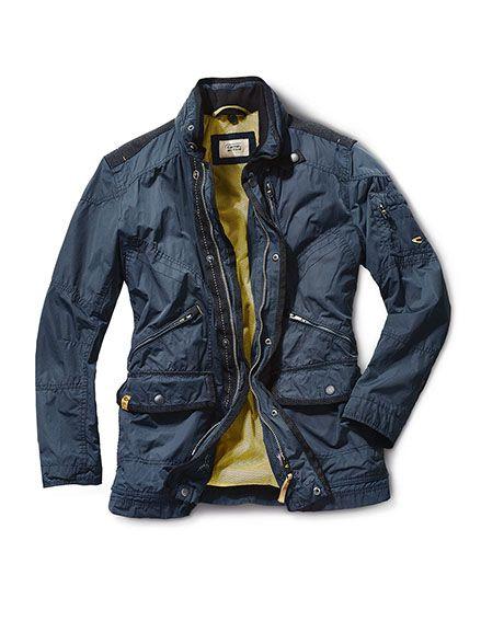 f476f83c830b80 Funktionsjacke von CAMEL ACTIVE: Dauerhaft winddicht, wasserdicht und  atmungsaktiv: moderne GORE-TEX® Jacke mit vielen praktischen Taschen. Auch  in Schwarz.