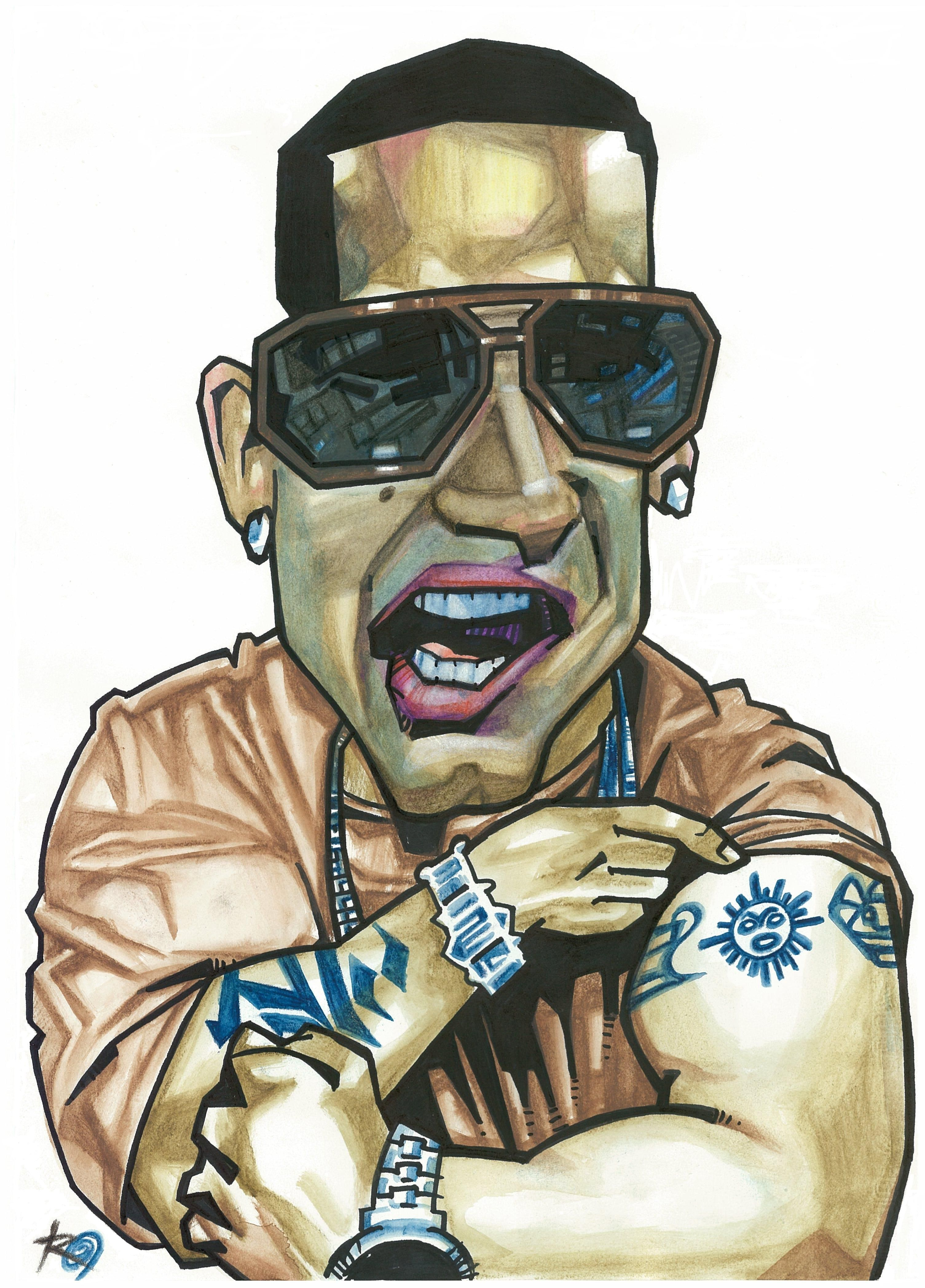 daddy yankee graphics and - photo #25
