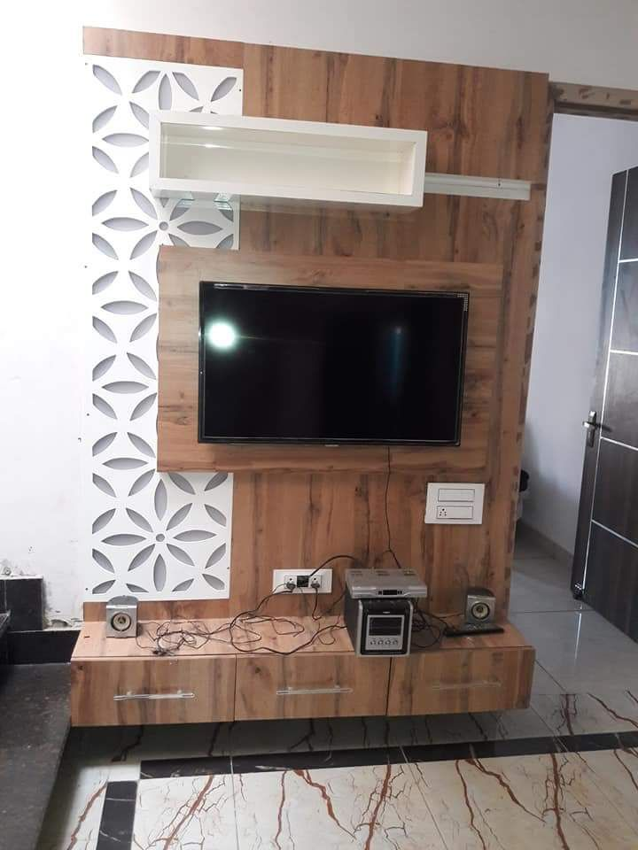 Lcd Unit Design Tv Showcase Lcd Units Modern Wall Units: LCD PANEL DESIGN COLLECTION 7 In 2020