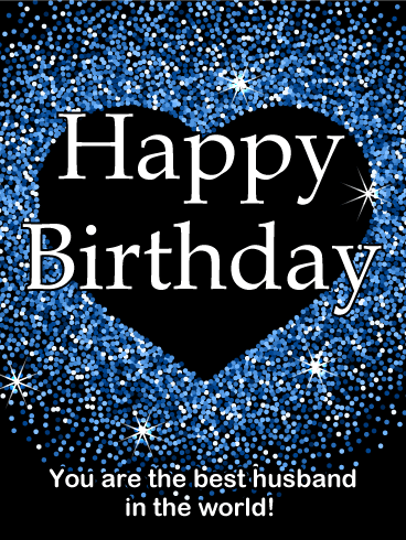 To the best husband in the world happy birthday card when youve to the best husband in the world happy birthday card birthday greeting cards by davia bookmarktalkfo Image collections
