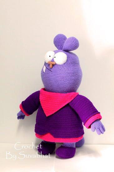 Pattern Crochet Chowder PDF File...Instant Digital by Suvabhat