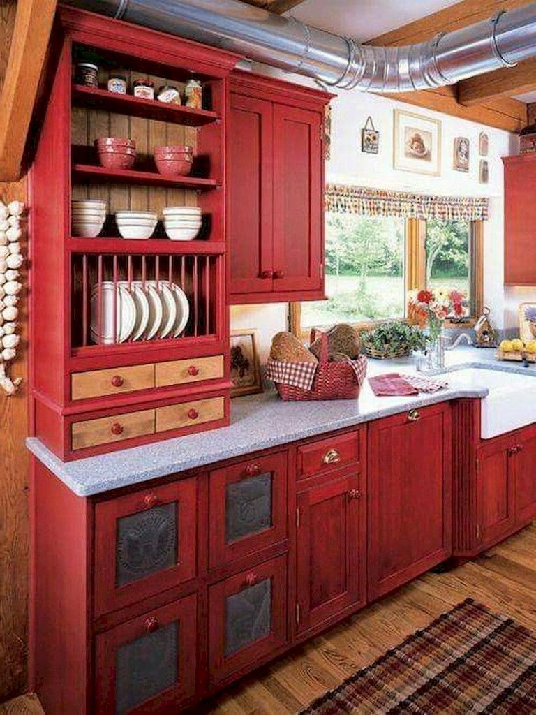 Tirynshouse Info Nbspthis Website Is For Sale Nbsptirynshouse Resources And Information Red Kitchen Cabinets Rustic Kitchen Cabinets Country Kitchen Cabinets