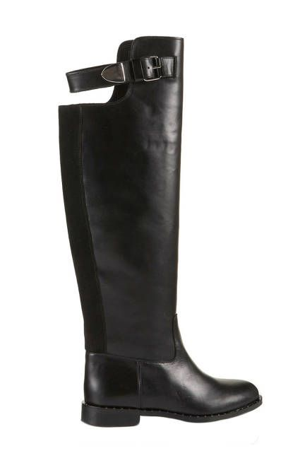 Topshop riding boots