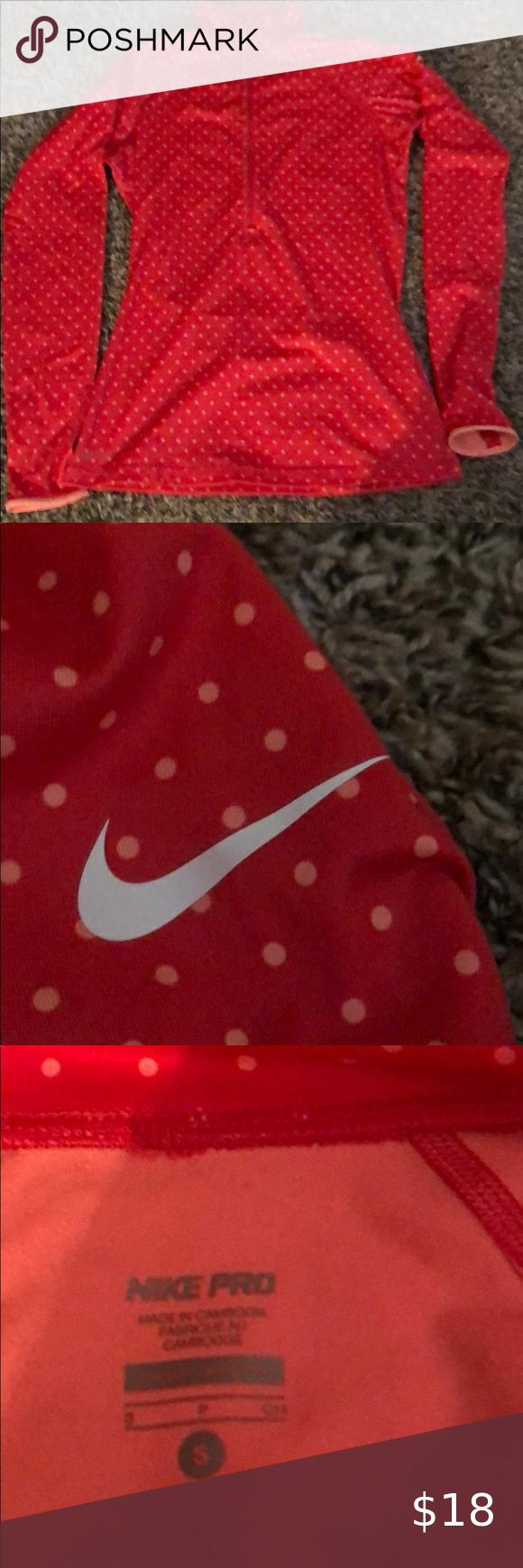Predownload: Nike Top Guc Zip Up Polka Dot Thumb Holes Nike Tops Sweatshirts Hoodies Nike Tops Sweatshirts Hoodie Sweatshirt Tops [ 1740 x 580 Pixel ]